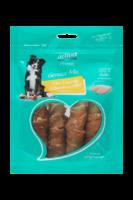 activa Friends Genuss Mix Mini-Kaurolle Hühnerbrustfilet Snack für Hunde