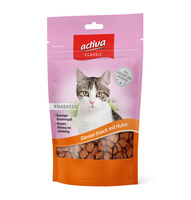 activa CLASSIC Knabbersnacks Katze - Dental-Snack mit Huhn