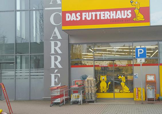DASFUTTERHAUS Gera
