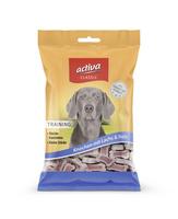 activa CLASSIC Hund Knochen Lachs und Reis