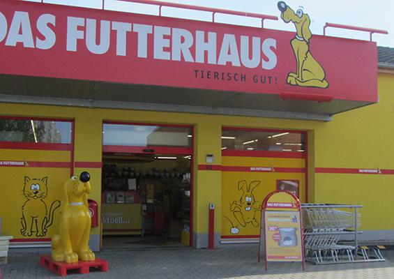 Futterhaus Ahrensfelde
