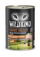 Hund Nassnahrung Junior Idaho Valley Truthahn
