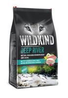 Hund Trockennahrung Adult Deep River Huhn Lachs