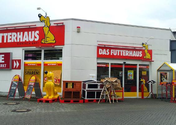 Futterhaus Filiale Moers