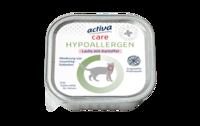 activa care Katze Hypoallergen Nassfutter Schale