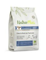 NaturPlus Adult Ente & Rind mit Pastinake Hund Trockenfutter