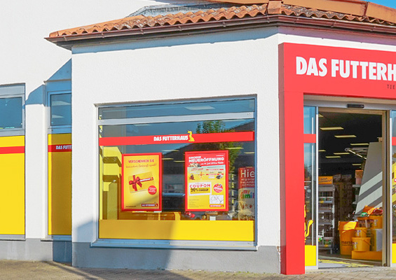 DASFUTTERHAUS in Nidda