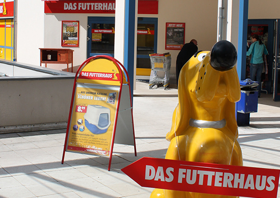 Futterhaus Potsdam