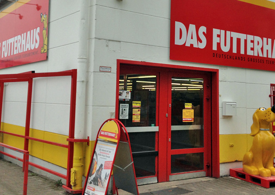 Futterhaus Berlin-Spandau
