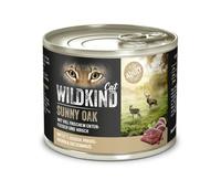 Katze Nassnahrung Adult Sunny Oak Ente Hirsch