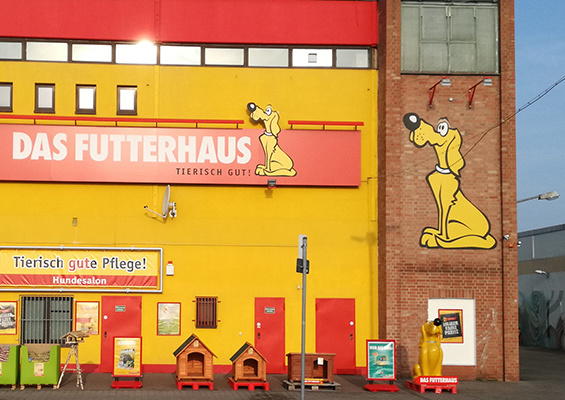 DASFUTTERHAUS in Halle