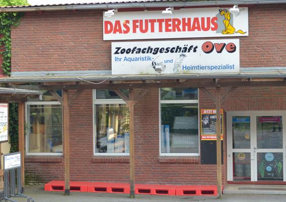 Flensburg Futterhaus Batteriestraße