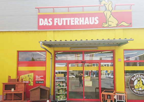 DAS FUTTERHAUS in Bad Kreuznach