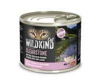 Katze Nassnahrung Kitten Clearstone Huhn Pute Lachs