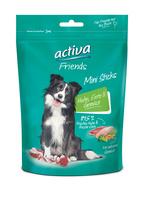 activa Friends Mini Sticks Huhn, Ente & Gemüse Snack für Hunde