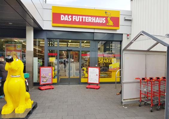 DAS FUTTERHAUS in Hamburg-Billstedt