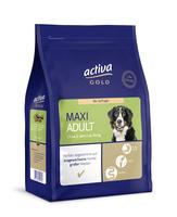 activa GOLD Trockennahrung Hund Maxi Adult Geflügel