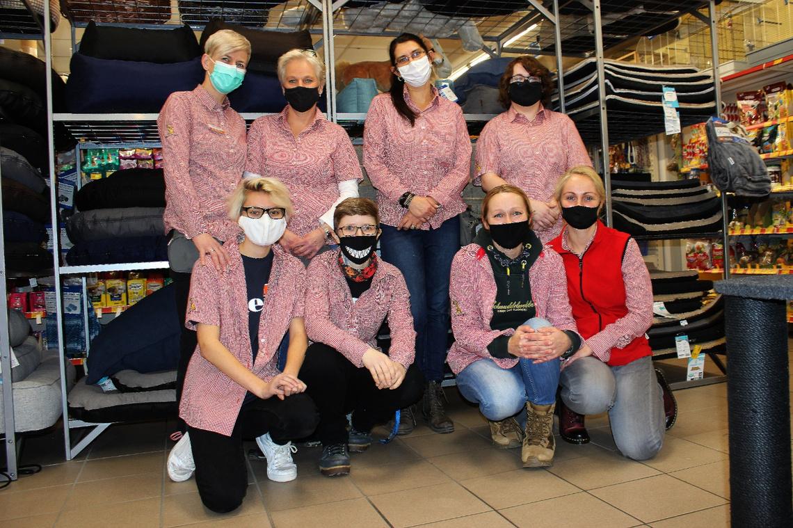 Ihr DASFUTTERHAUS-Team Hueckelhoven