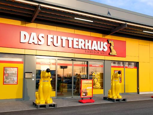FUTTERHAUS Markt finden