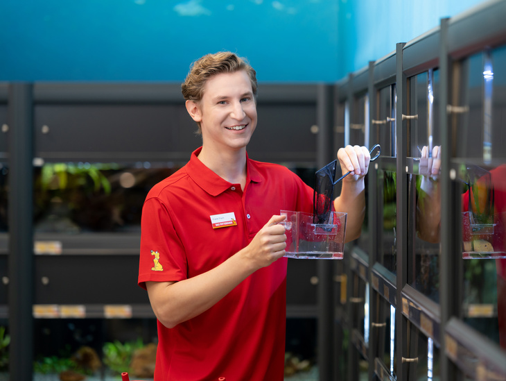 Headerbild Fachverkäufer Aquaristik