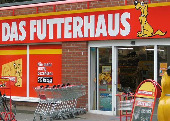Futterhaus Neubrandenburg