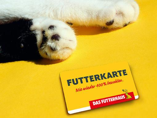 DASFUTTERHAUS FUTTERKARTE
