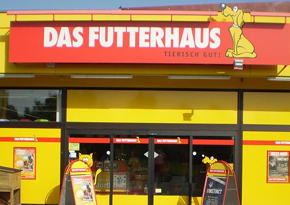 Futterhaus Markt Kitzingen