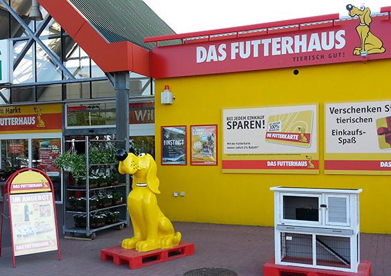 Futterhaus Nauen