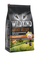 Hund Trockennahrung Junior Idaho Valley Huhn Truthahn
