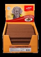 activa CLASSIC Snack Knackige Sticks mit Lamm und Reis für Hunde