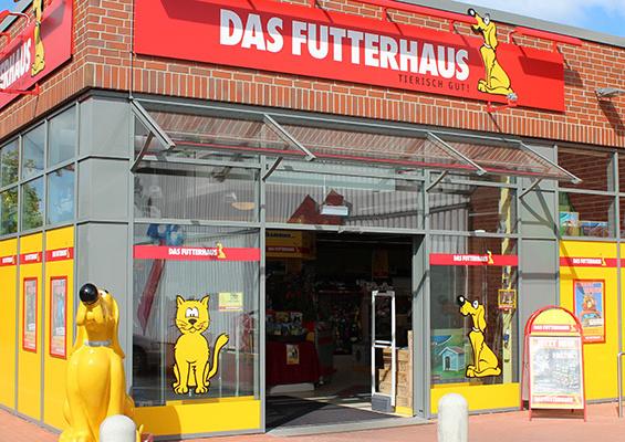 Futterhaus Markt Eckernförde