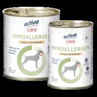 activa care Hund Hypoallergen Nassfutter