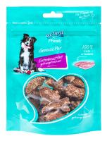 activa Friends Genuss Pur Entenbrustfilets gefriergetrocknet Snack für Hunde