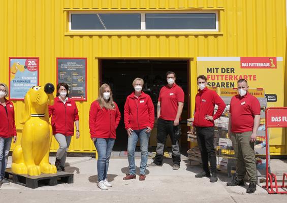 DASFUTTERHAUS Querfurt Team