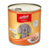activa CLASSIC Hund Adult Nassfutter