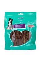 activa Friends Genuss Pur Entenbrustfilet Streifen Snack für Hunde