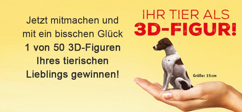 3D-Figur-Aktion