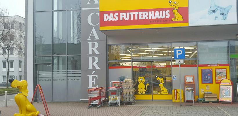 DAS FUTTERHAUS Gera