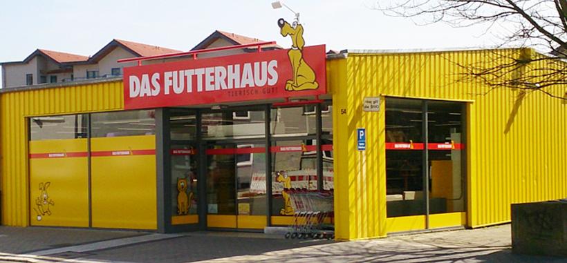 DAS FUTTERHAUS in Bochum