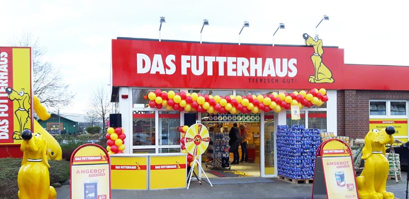 DAS FUTTERHAUS Cloppenburg