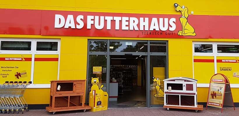 DAS FUTTERHAUS Schwerin (Köpmarkt)