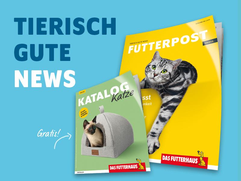 DAS FUTTERHAUS Kundenmagazin