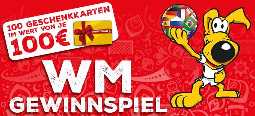 WM Tipp-Gewinnspiel 2018