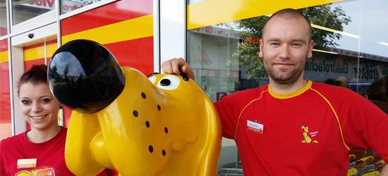 Ihr Futterhaus Team in Rostock (Timmermannsstrat)