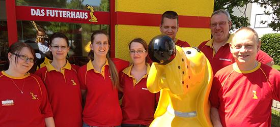 Ihr Futterhaus Team in Berlin-Buckow