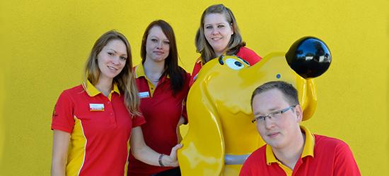 DASFUTTERHAUS Ahrensfelde Team