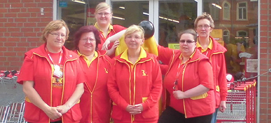 Ihr Futterhaus Team in Neubrandenburg