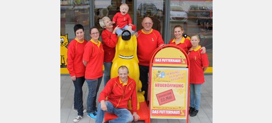 Ihr Futterhaus Team in St. Ingbert