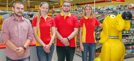 Team DASFUTTERHAUS Oelde