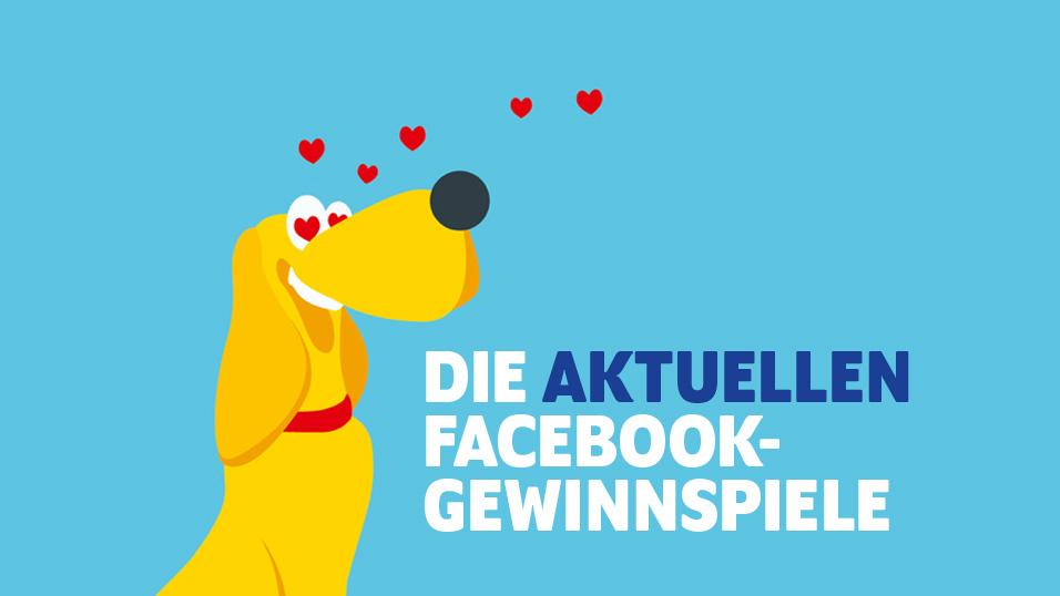 DAS FUTTERHAUS-Facebook Gewinnspiele